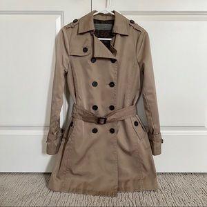 Zara Basic Trench Coat